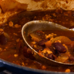 Veggie-Packed Turkey Chili Recipe (Low Sodium, Low Fat)