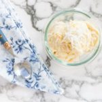 Dairy Free Ice Cream with Mango and Coconut