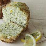 Lemon Poppy Chia Seed Muffins