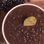 Black Bean Recipe, Spanish-Style