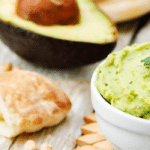 Creamy Avocado Hummus – Blood-Sugar Friendly Snack