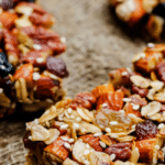 Quickie (No Bake) Granola Bar Recipe