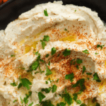 Cauliflower Hummus – A Satisfying Snack