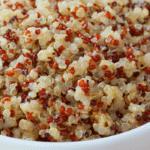 Quinoa Fish Taco Bowl