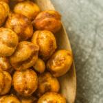 Crispy and Tasty Roasted Chickpeas